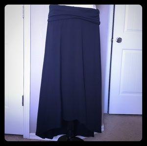 Mossimo HiLo Maxi Skirt